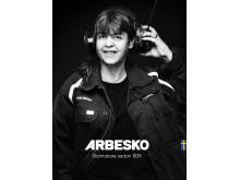Arbeskos butiksmaterial; Anna-Lena