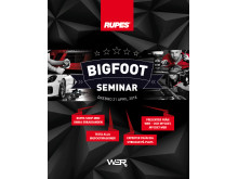 BigFoot Seminar 2018