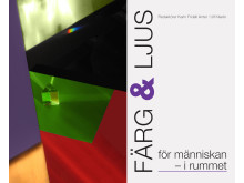 Färg & Ljus för människan - i rummet