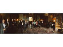 SKAPA prisutdelning  på Tessinska Palatset