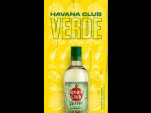 Die Neuheit für Sommerdrinks: Havana Club Verde