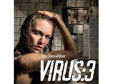 Omslag: Virus säsong 3 av Daniel Åberg