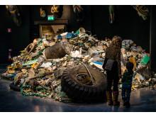 Utställningen Out to Sea? på Sjöfartsmuseet Akvariet