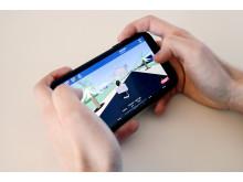 16-åring från Malmö har skapat spel med 25 miljoner användare