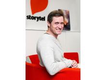 Jonas Tellande, Storytels vd