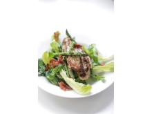 Jamie Oliver, Summer grilled chicken salad with green goddess dressing