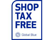 Acceptance mark Global Blue Refund