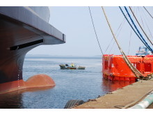 MES-systemet -  - Marine Evacuation System