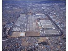 Subaru-fabrik i Gunma