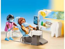 70198 Beim Facharzt: Zahnarzt von PLAYMOBIL