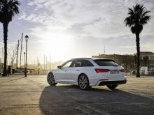 Audi A6 Sedan nu även som laddhybrid