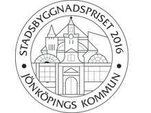 Logotype stadsbyggnadspriset