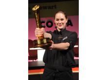Barista of the Year 2012 - Victoria Stewart
