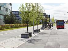 Buss på Fornebu