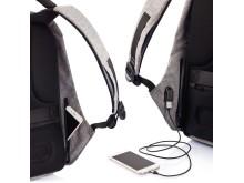 Anti-tyveri ryggsekk - Bobby USB