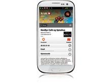 Krak til Android - profilside
