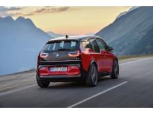 Den helt nye BMW i3s