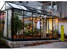 Framtidslägenheten, växthuset
