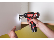 Milwaukee M12 BD  kompakt skruemaskine (2,0 Ah version)