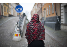 Papperslös i Stockholm