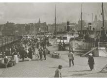 Ångbåtsvandring med Stadsmuseet sommaren 2016