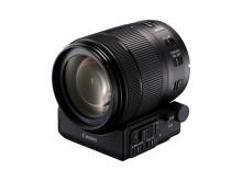 EF-S 18-135mm f3.5-5.6 IS USM og Power Zoom Adapter PZ-E1 FSL