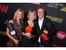 2011: Husqvarna vinner årets 100-wattare i kategorin Internationell Reklam