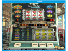 Supernudge 6000 screenshot hos Vera&John Casino