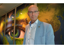 Storm J. Landaasen, sikkerhetssjef Telenor Norge