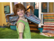 Pippi flyttar in - ny föreställning på Junibacken