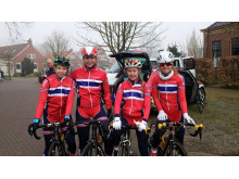 Juniorlandslaget i Energiewacht Tour 2015