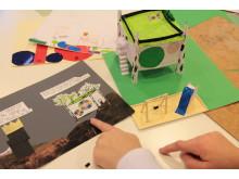 Järfällaelever deltar i arkitekturutställning i USA - bild 2