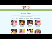 Rafiki e-lektioner