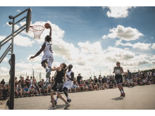 Street basket RF 2015