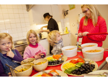 Smultronställets förskola i Kristianstad - Arla Guldko 2013_1