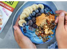 Pauluns SOFT Musli Blueberry inspiration