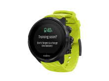 SUUNTO9 - G1  LIME - Perspective