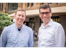 Andreas Lood och Gil Carver, Smartsign Australien