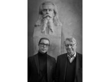 Jonas Nordin och Börje Magnusson