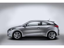 Nye Hyundai i20 Coupe