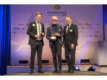 Innovationspreis Münsterland 2019 für Frank Brormann
