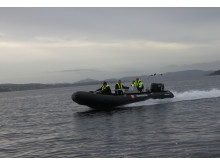 OXE operates with Hurtigruten 003