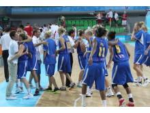 Sverige, Universiaden 2011