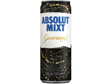 Absolut Mixt Guarana ab 01.04. im Handel