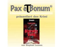 »Blutroter Wahn« – ein »Spreenebel«-Krimi aus dem Verlag Pax et Bonum.
