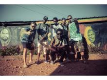 "Viva con Agua Allstars Premiere: Internationale HIP HOP KOLLABO ""SEMA - Say it!"""