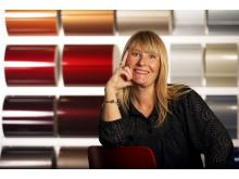 Cecilia Stark Berglund Designer Colour & Trim, Volvo C30