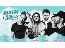 RIX FM tillbaka i Åre – skidfest med bl a mello-aktuella Ace Wilder