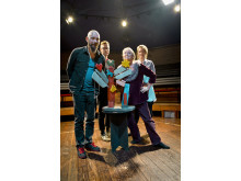 Teater Sagohuset får Region Skånes kulturpalett 2013