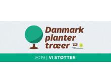 Danmark planter træer - ESVAGT donerer 1047 træer
